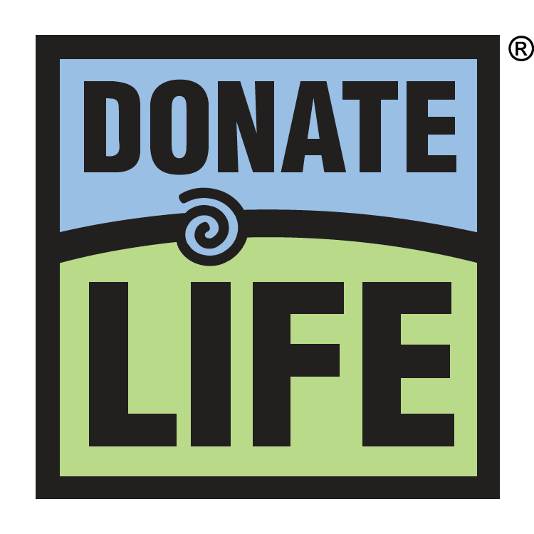 Image result for donate life ny logo