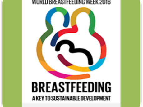 August marks National Breastfeeding Month & World Breastfeeding Week